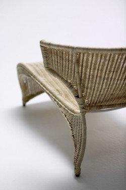 Sävö chaise longue